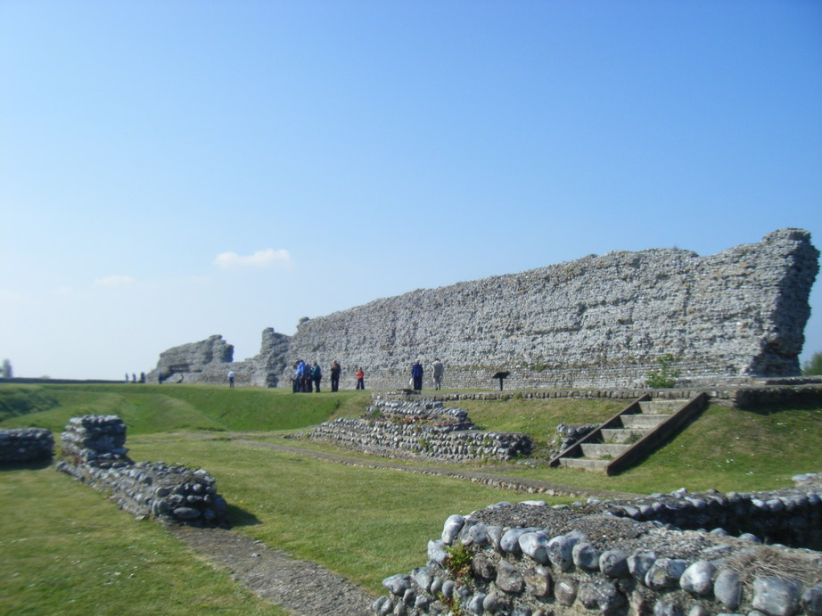 Richborough Roman Fort